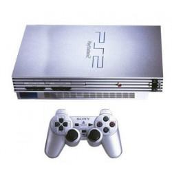Sony Playstation 2 Silver